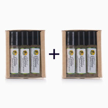 Re b1t1 the tropical shop natural essential oil set in peppermint  lavender   calamansi %2810ml%29