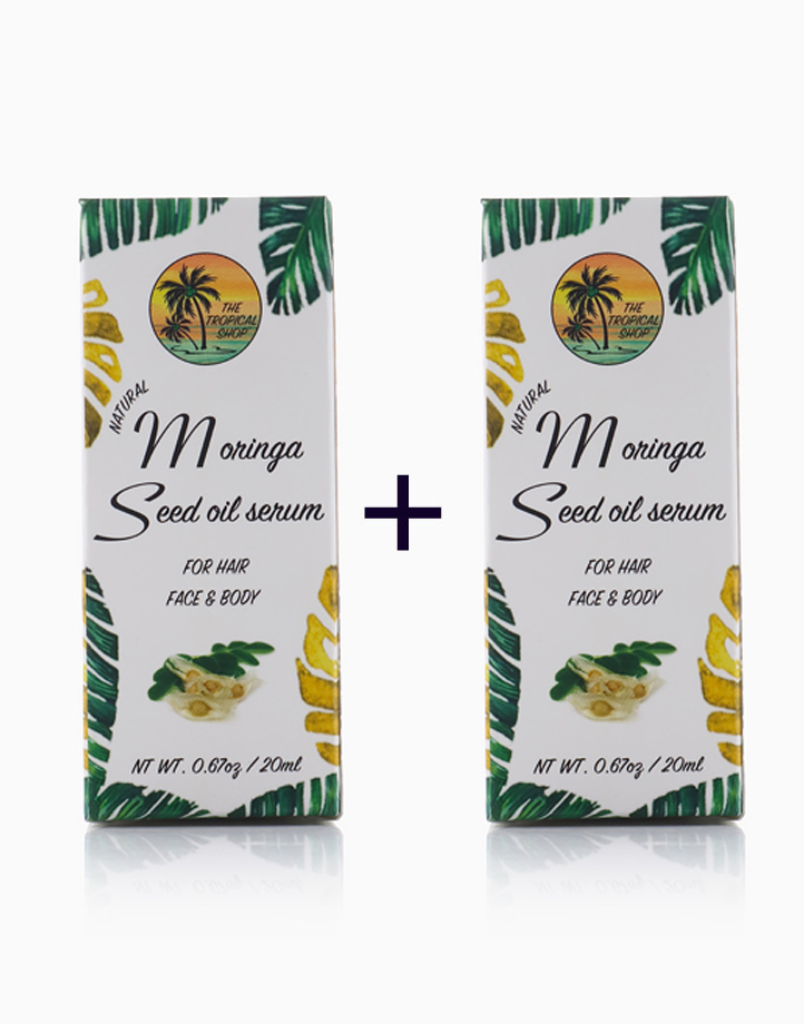 Moringa Serum (Buy 1, Take 1) by The Tropical Shop