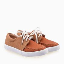 Logan Sneakers for Boys (Kids) - Orange by Meet My Feet