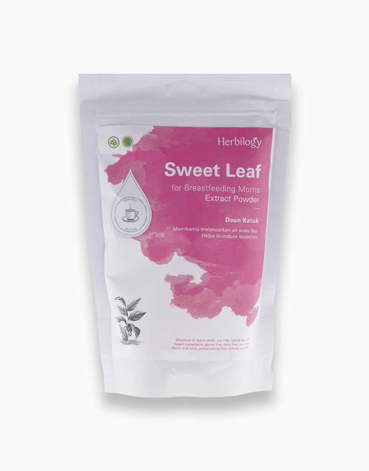 Sweet Leaf Extract Powder (100g) by Herbilogy