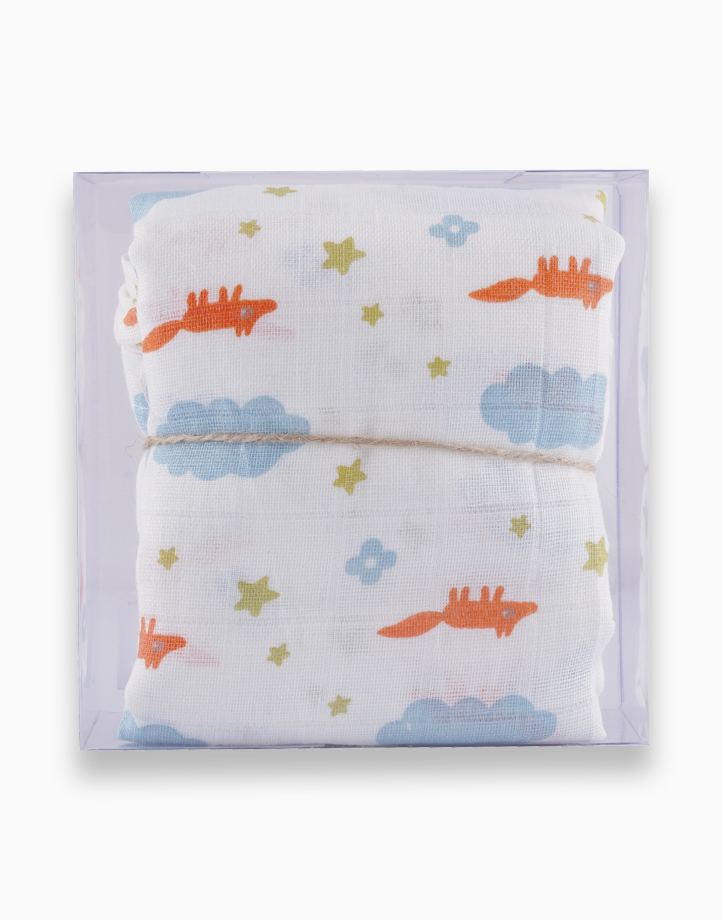 Swaddle by Gubby and Hammy | Foxy Dreams