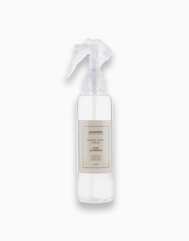 Pure Caribbean Room and Linen Spray (250ml) by Alexander Fragrance