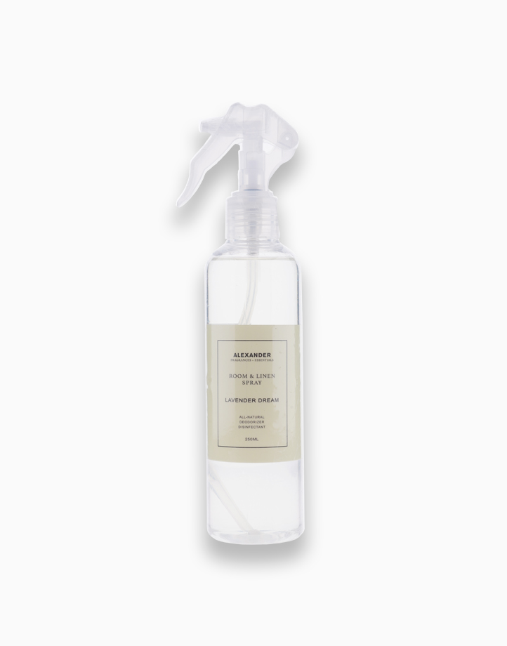Lavender Dream Room and Linen Spray (250ml) by Alexander Fragrance