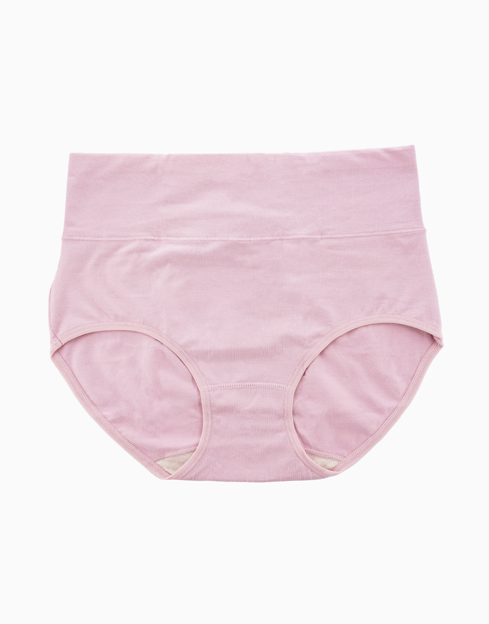 Belly Bikinis in Blush Pink (Set of 3 High Rise Control Panties) by Jellyfit   Small