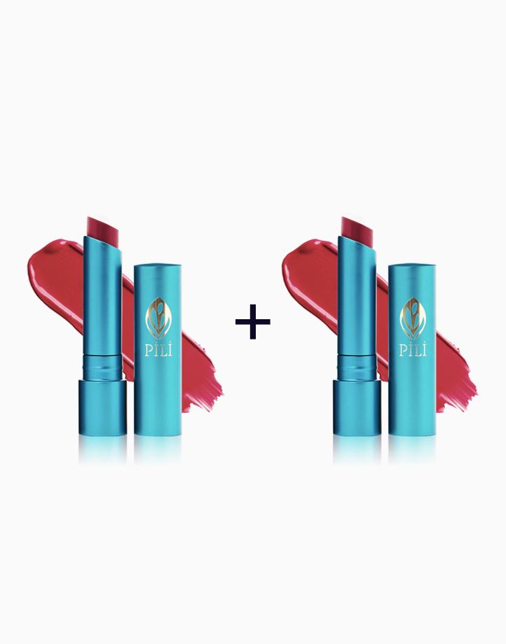 Pili Matte Lipstick (Buy 1, Take 1) by Pili Ani | Bordeaux