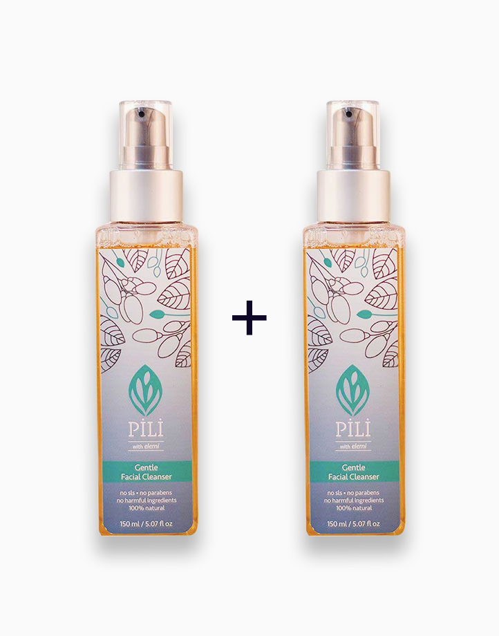Pili Gentle Facial Cleanser (150ml) (Buy 1, Take 1) by Pili Ani