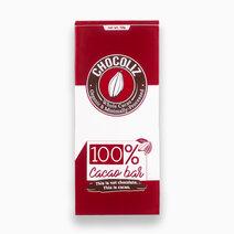 Chocoliz 100 pure cacao bar