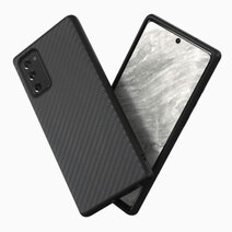 Rhinoshield solidsuit   samsung galaxy note 20 case carbon fiber