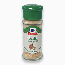 Garlic Granulated (45g) by McCormick