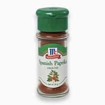 Mccormick spanish paprika 34g