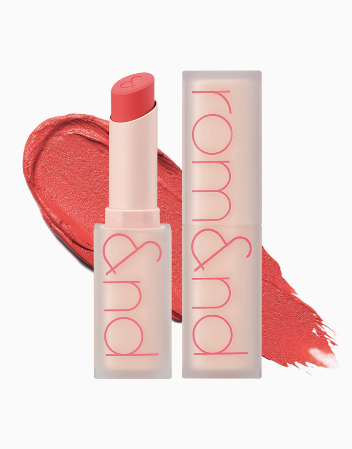 Zero Matte Lipstick by Rom&nd | Adorable