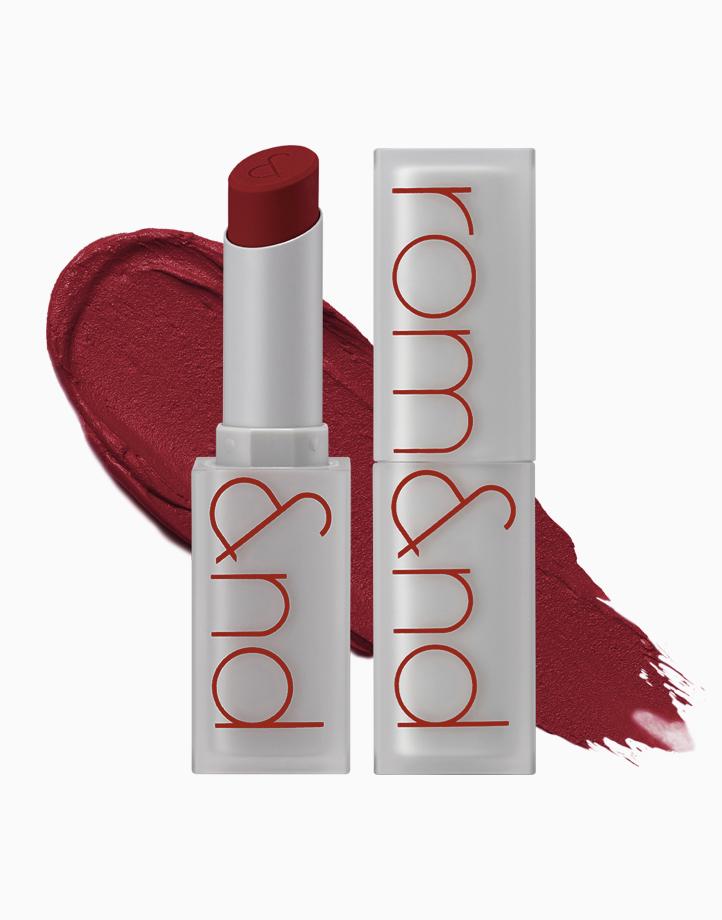 Zero Matte Lipstick by Rom&nd | Midnight