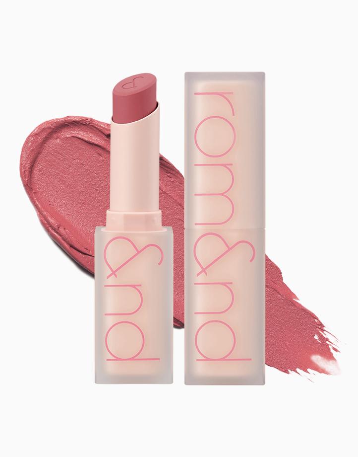 Zero Matte Lipstick by Rom&nd | Pink Sand