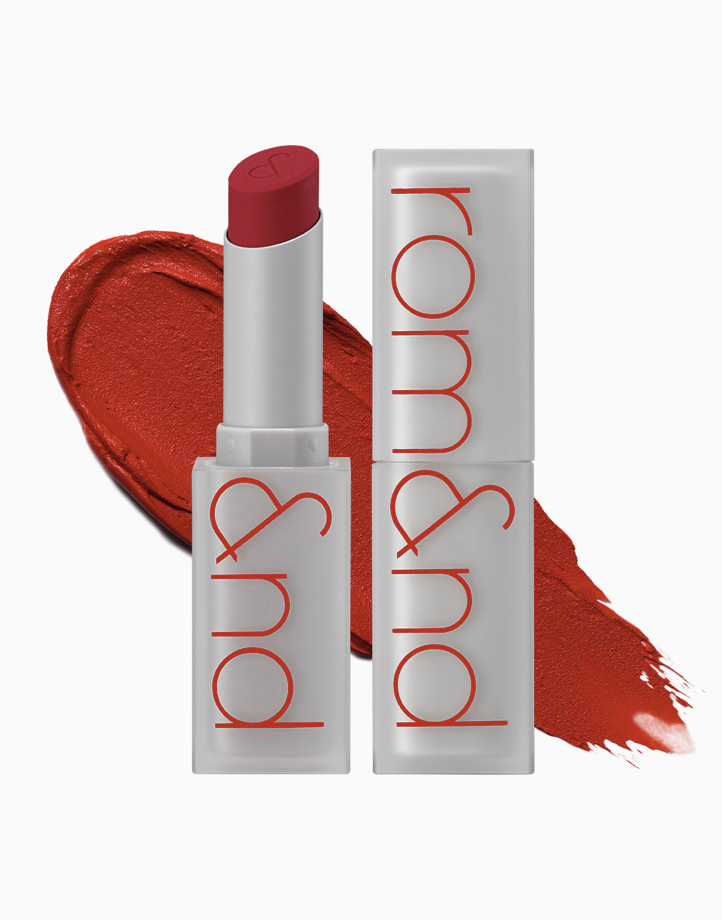 Zero Matte Lipstick by Rom&nd | Red Carpet