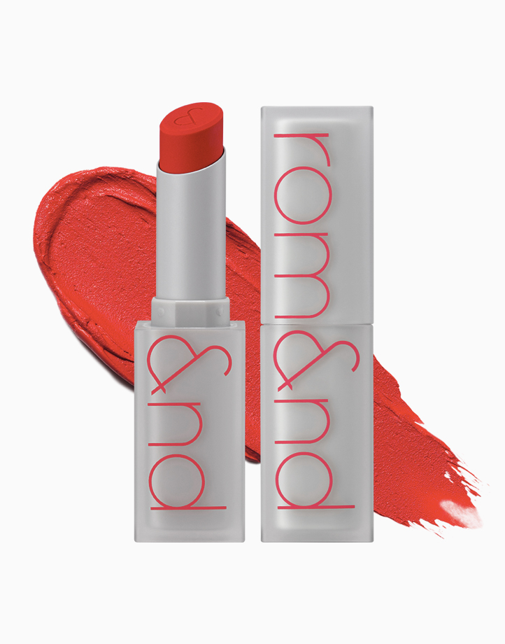 Zero Matte Lipstick by Rom&nd | Something