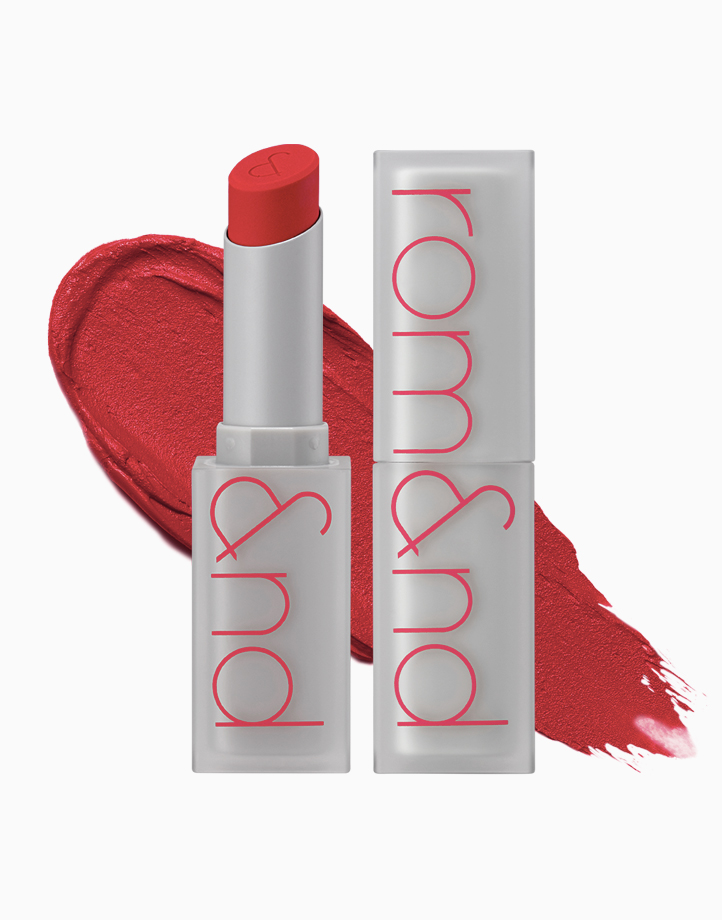 Zero Matte Lipstick by Rom&nd | Sunlight