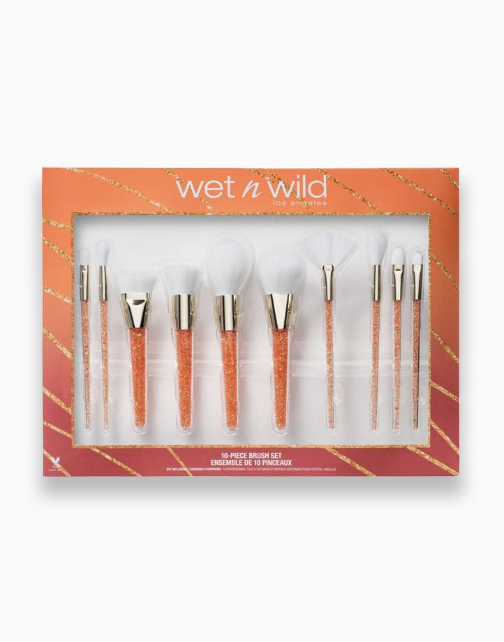 10 Piece Brush Set by Wet n Wild