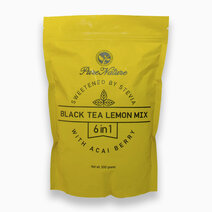 Re 6 in 1 black tea lemon mix with acai berry and garcinia cambogia and stevia %28500g%29
