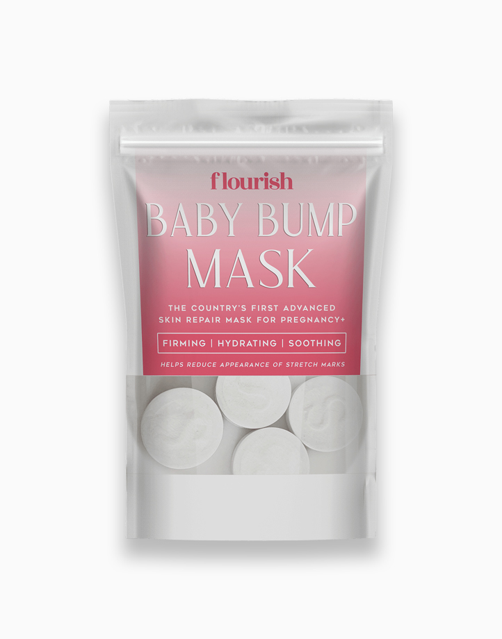 Flourish Baby Bump Mask (4s) by Sacred