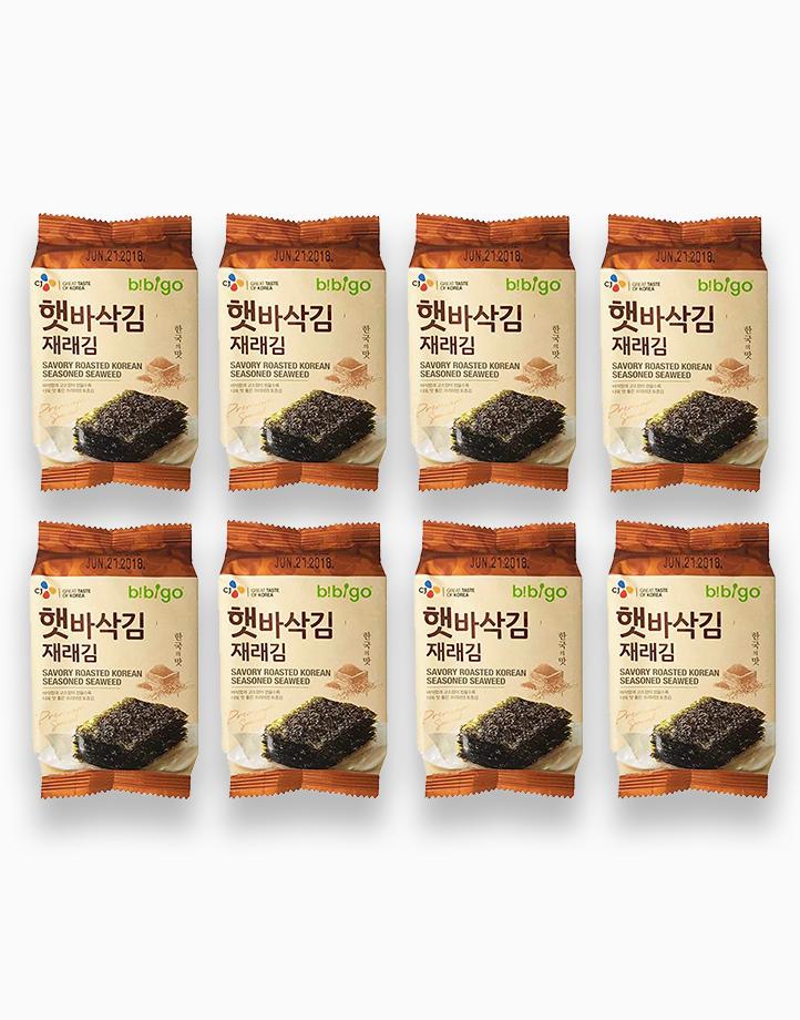 Bibigo Seaweed Snack 5g x 8 by CJ Foods