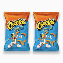 Frito lay cheetos cheese puffs chips 255g %28pack of 2%29