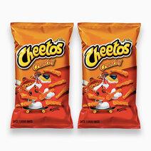 Frito lay cheetos crunchy chips 226.8g %28pack of 2%29