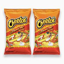 Frito lay cheetos flamin hot chips 226g %28pack of 2%29