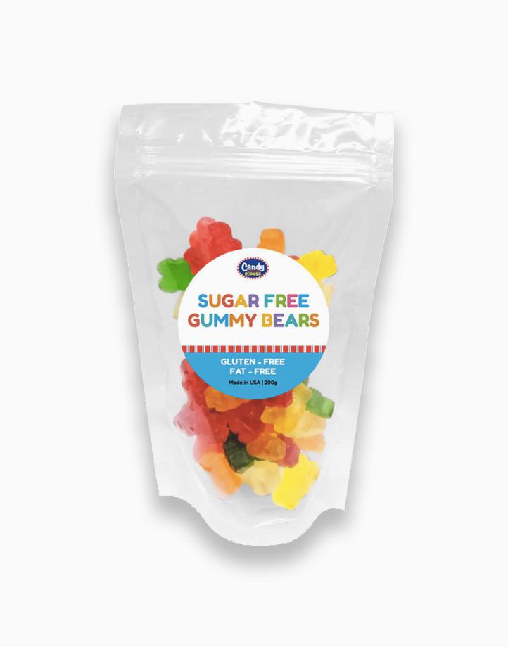 Albanese Sugar Free Gummy Bears by Candy Corner