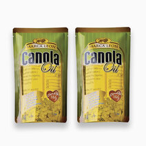 Marca leon canola oil 1l %28pack of 2%29