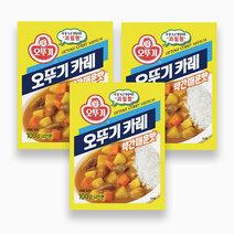 Ottogi curry powder %28medium%29 100g %28pack of 3%29