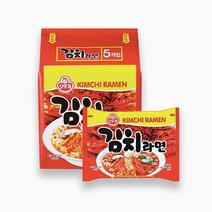 Ottogi kimchi ramen %28pack of 4%29