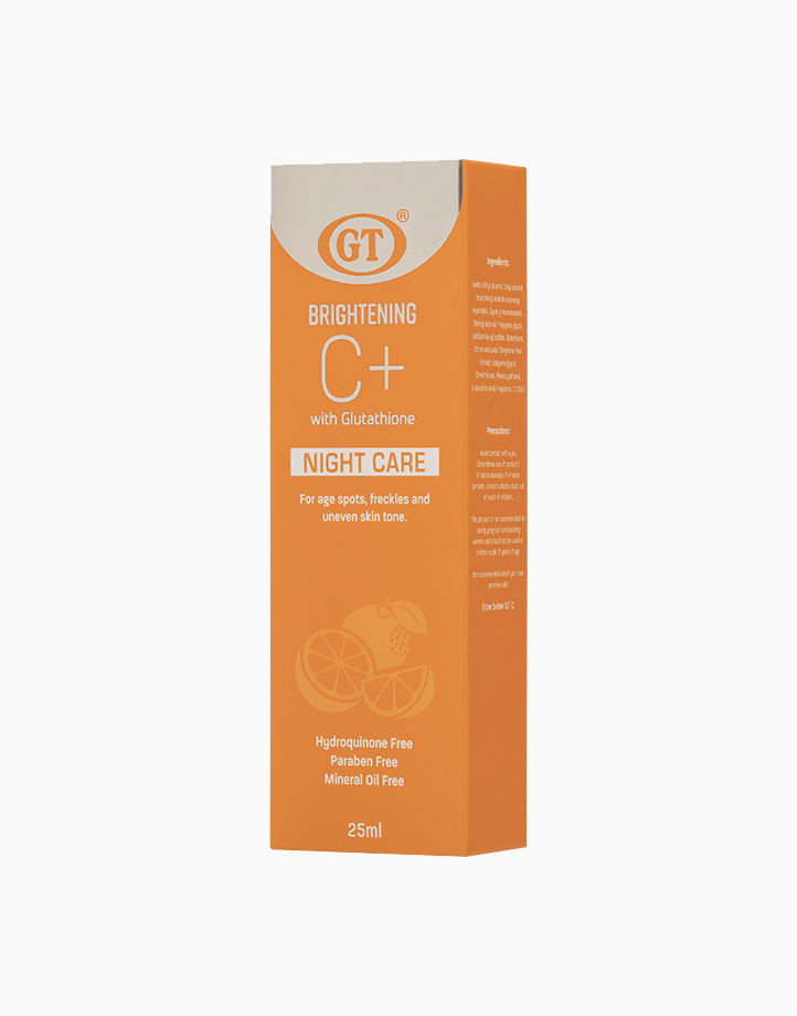 GT Brightening C+ Night Care by GT Cosmetics