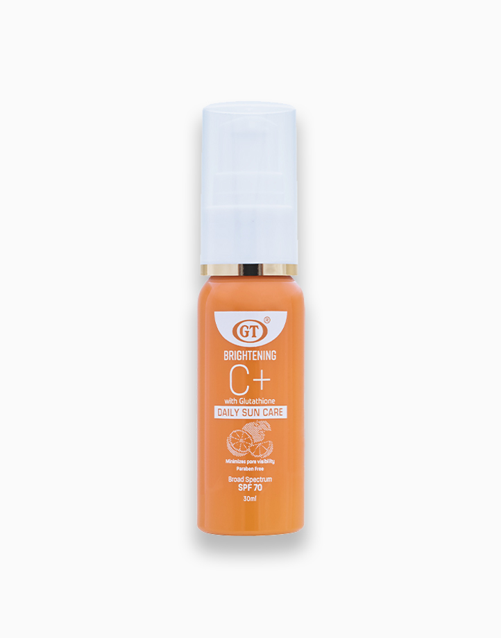 GT Brightening C+ Daily Sun Care by GT Cosmetics