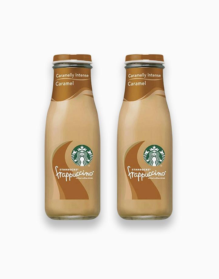 Starbucks Frappucino Drink 281mL Caramel (Pack of 2) by Starbucks