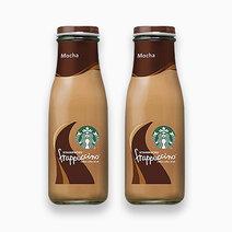 Starbucks frappucino drink 281ml mocha %28pack of 2%29