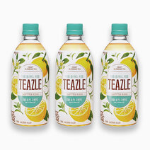 Woongjin citron n green tea 500ml %28pack of 3%29