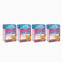 Yoghurt drink superfruits with mixed berries juice 90ml x 4