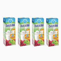 Yoghurt drink mixed fruits juice 180ml x 4