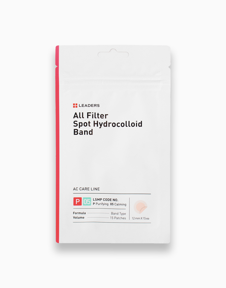 All Filter Spot Hydrocolloid Band by Leaders InSolution