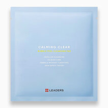 Calming Clear Bubble Peel Cleansing Pad (1) by Leaders InSolution