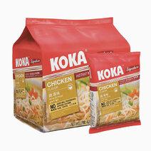 Koka chicken flavor 85g x 5