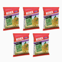 Curry Flavor Instant Noodles (85g x 5) by Koka