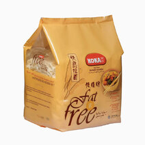 Koka fat free plain noodles 350g