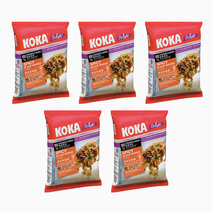Spicy Black Pepper Flavor Instant Noodles (85g x 5) by Koka