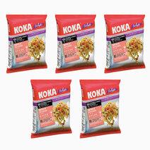 Spicy Sesame Flavor Instant Noodles (85g x 5) by Koka