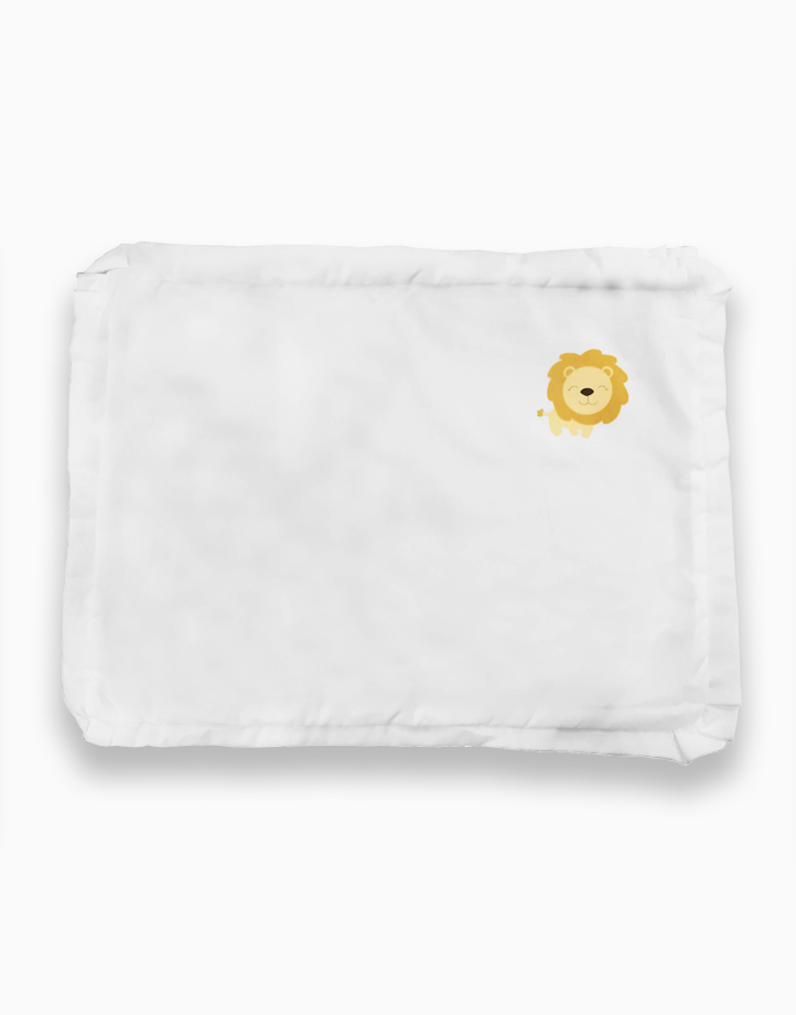 Toddler Pillow Case by Kozy Blankie | Giraffe and Friends