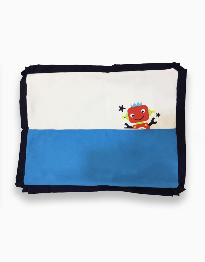 Toddler Pillow Case by Kozy Blankie | Dr. Robot