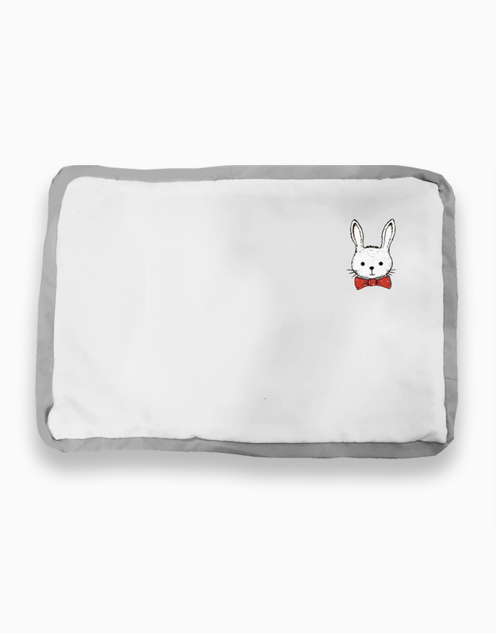 Toddler Pillow Case by Kozy Blankie | Little Bunny