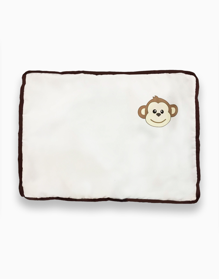 Toddler Pillow Case by Kozy Blankie | Happy Zoo