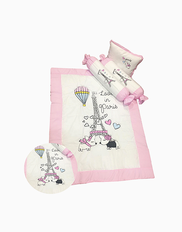 Comforter Set by Kozy Blankie | My Love in Paris